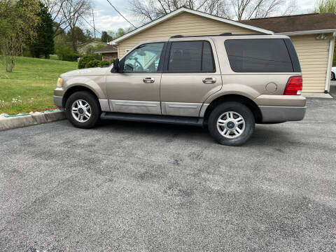 2003 Ford Expedition for sale at K & P Used Cars, Inc. in Philadelphia TN