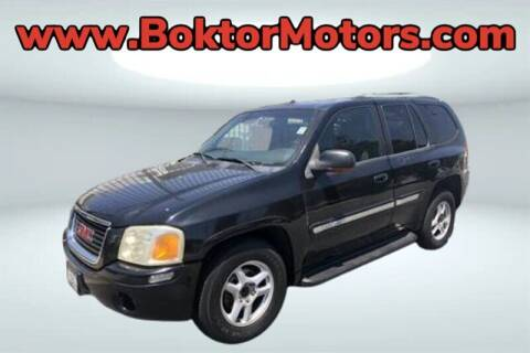 2002 GMC Envoy for sale at Boktor Motors in North Hollywood CA
