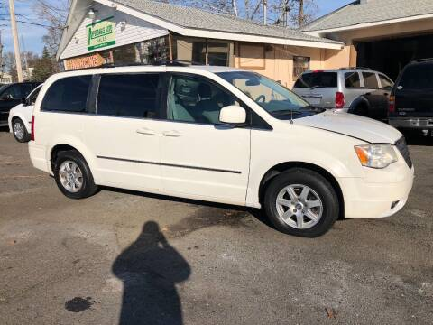 2010 Chrysler Town and Country for sale at Affordable Auto Detailing & Sales in Neptune NJ