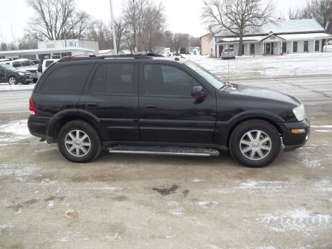 2004 Buick Rainier for sale at BRETT SPAULDING SALES in Onawa IA