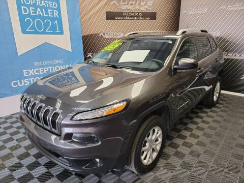2014 Jeep Cherokee for sale at X Drive Auto Sales Inc. in Dearborn Heights MI