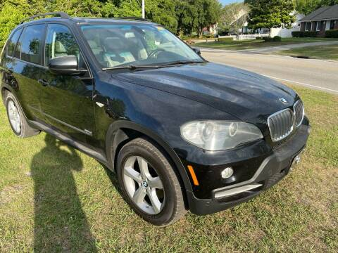 2007 BMW X5 for sale at County Line Car Sales Inc. in Delco NC