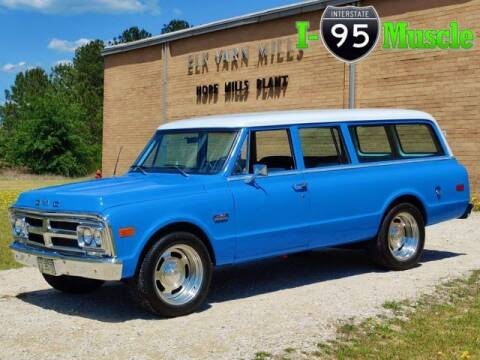 1972 GMC Suburban 1500 for sale at I-95 Muscle in Hope Mills NC
