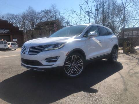 2016 Lincoln MKC for sale at Elis Motors in Irvington NJ