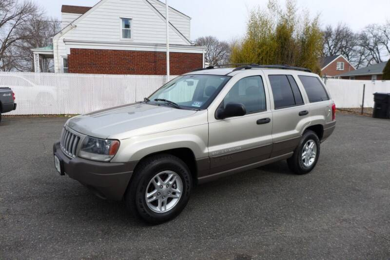 2004 Jeep Grand Cherokee for sale at FBN Auto Sales & Service in Highland Park NJ