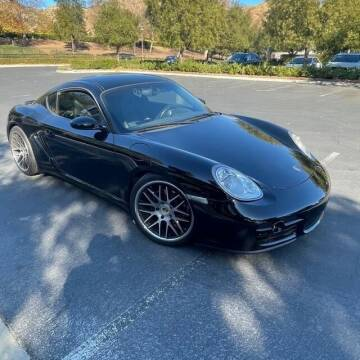 2007 Porsche Cayman for sale at ZOOM CARS LLC in Sylmar CA