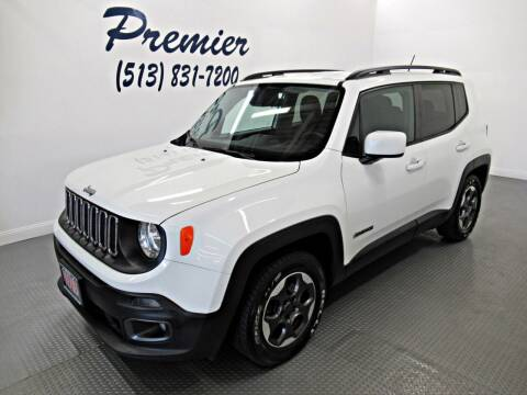 2015 Jeep Renegade for sale at Premier Automotive Group in Milford OH
