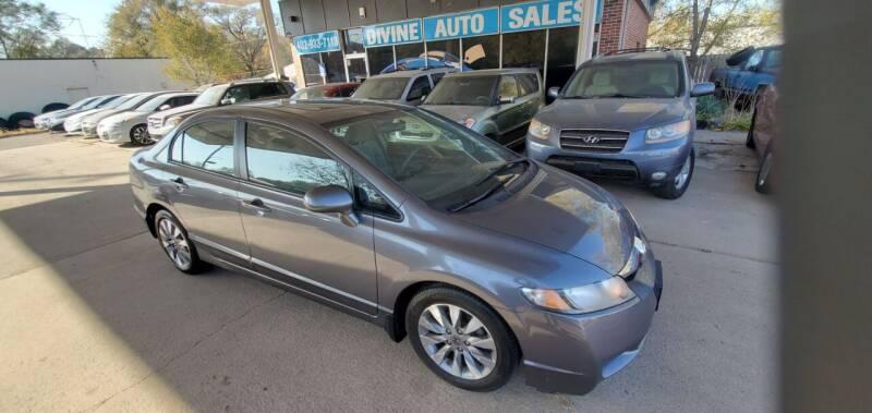 2010 Honda Civic for sale at Divine Auto Sales LLC in Omaha NE