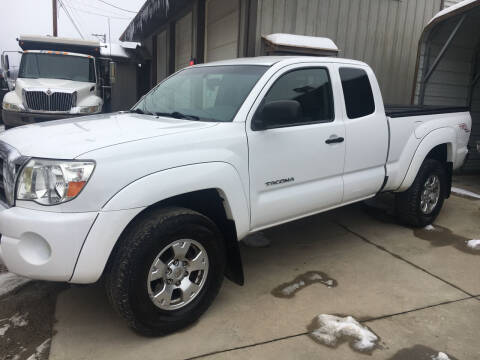 2006 Toyota Tacoma for sale at DONS AUTO CENTER in Caldwell OH