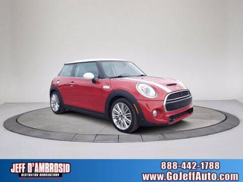 2015 MINI Hardtop 2 Door for sale at Jeff D'Ambrosio Auto Group in Downingtown PA