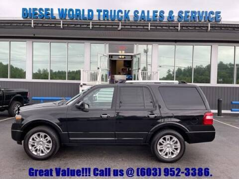 2011 Ford Expedition for sale at Diesel World Truck Sales in Plaistow NH