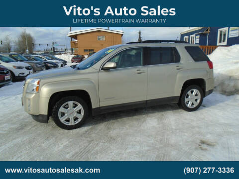 2014 GMC Terrain for sale at Vito's Auto Sales in Anchorage AK