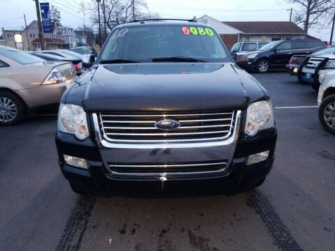 2010 Ford Explorer for sale at Roy's Auto Sales in Harrisburg PA