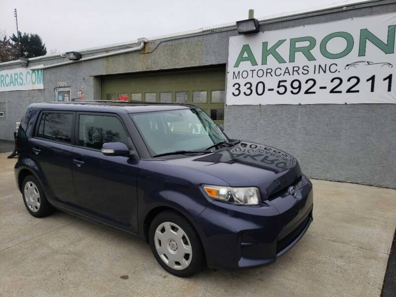 2011 Scion xB for sale at Akron Motorcars Inc. in Akron OH