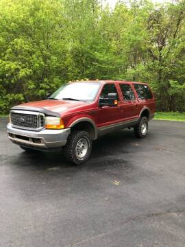 2001 Ford Excursion for sale at Motorsota in Becker MN