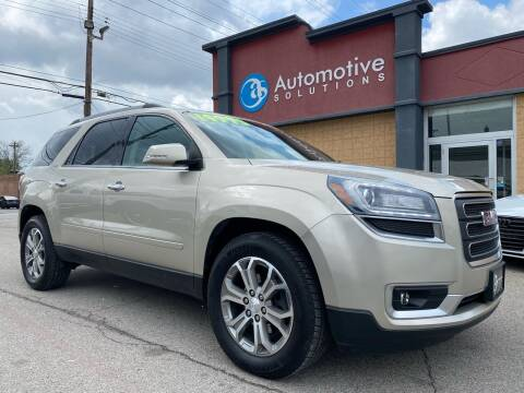 2015 GMC Acadia for sale at Automotive Solutions in Louisville KY