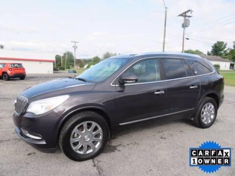 2016 Buick Enclave for sale at DUNCAN SUZUKI in Pulaski VA