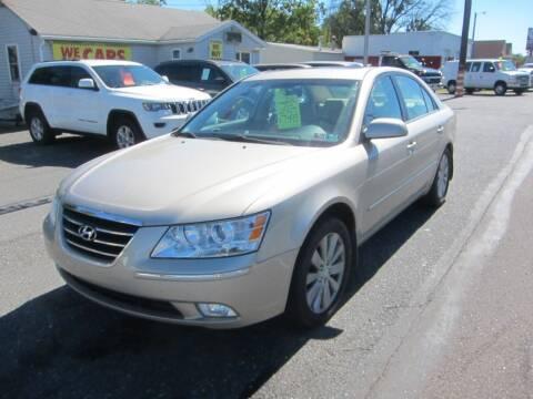 2010 Hyundai Sonata for sale at K & R Auto Sales,Inc in Quakertown PA