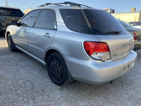 2004 Subaru Impreza for sale at Philadelphia Public Auto Auction in Philadelphia PA