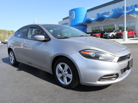 2016 Dodge Dart for sale at RUSTY WALLACE HONDA in Knoxville TN