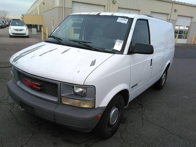 1995 GMC Safari Cargo for sale at Quick Stop Motors in Kansas City MO