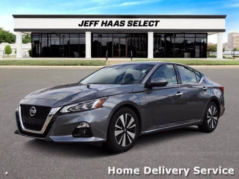 2019 Nissan Altima for sale at JEFF HAAS MAZDA in Houston TX