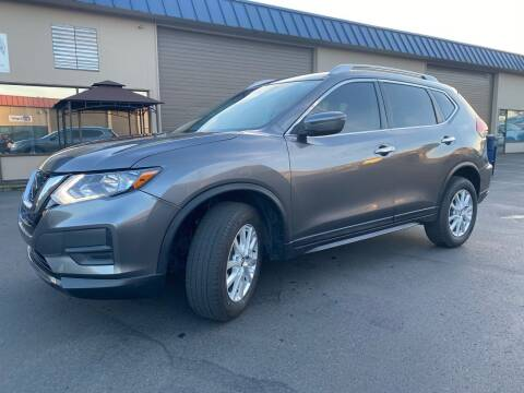 2018 Nissan Rogue for sale at Exelon Auto Sales in Auburn WA