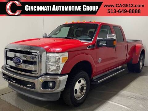2011 Ford F-350 Super Duty for sale at Cincinnati Automotive Group in Lebanon OH