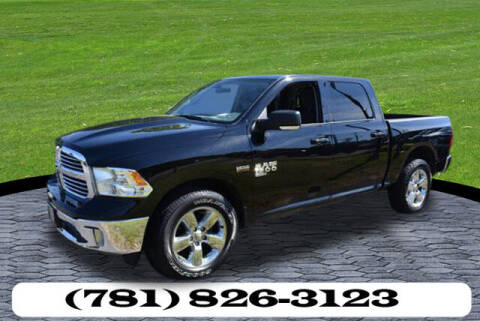 2019 RAM Ram Pickup 1500 Classic for sale at AUTO ETC. in Hanover MA