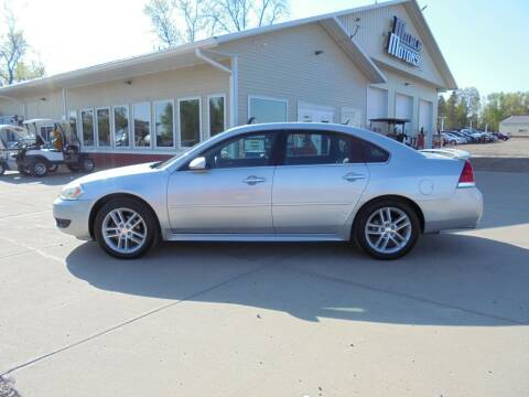 2014 Chevrolet Impala Limited for sale at Milaca Motors in Milaca MN