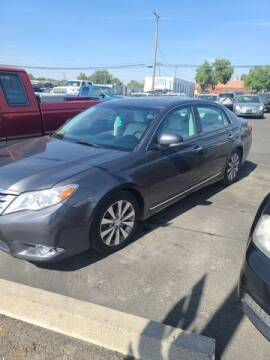 2012 Toyota Avalon for sale at Cars 4 Idaho in Twin Falls ID