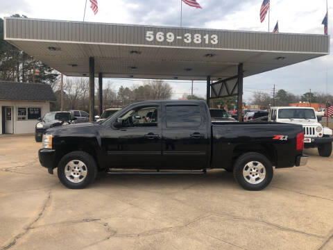 2011 Chevrolet Silverado 1500 for sale at BOB SMITH AUTO SALES in Mineola TX