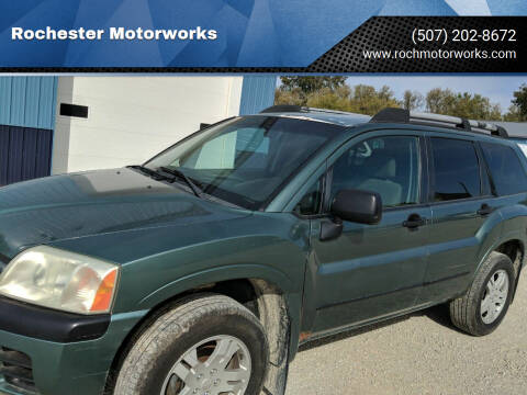 2004 Mitsubishi Endeavor for sale at Rochester Motorworks in Rochester MN