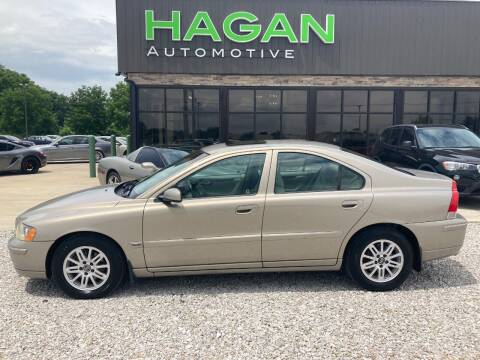2005 Volvo S60 for sale at Hagan Automotive in Chatham IL