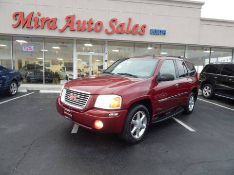 2008 GMC Envoy for sale at Mira Auto Sales in Dayton OH