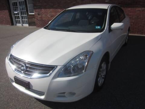 2012 Nissan Altima for sale at Tewksbury Used Cars in Tewksbury MA