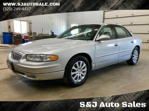 2003 Buick Regal for sale at S&J Auto Sales in South Haven MN