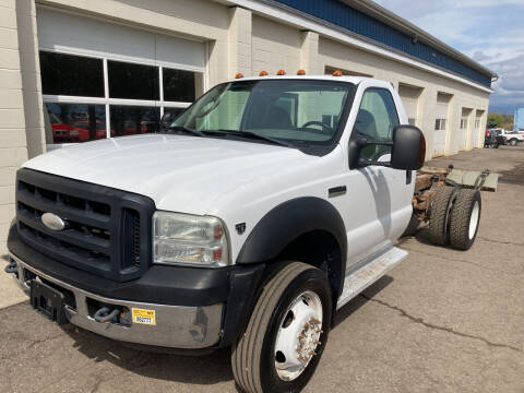 2007 Ford F-450 Super Duty for sale at Ogden Auto Sales LLC in Spencerport NY
