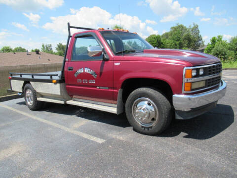 1988 Chevrolet C/K 3500 Series for sale at TAPP MOTORS INC in Owensboro KY