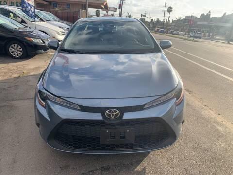 2020 Toyota Corolla for sale at Aria Auto Sales in El Cajon CA