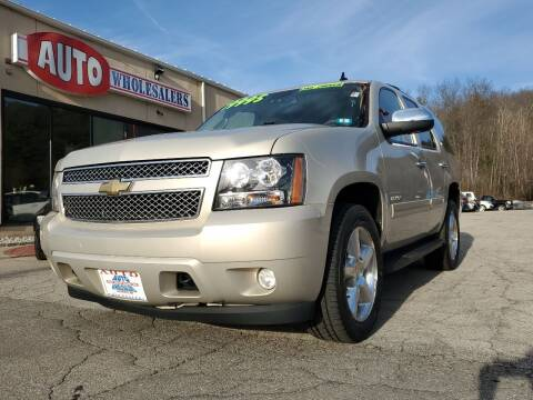 2011 Chevrolet Tahoe for sale at Auto Wholesalers Of Hooksett in Hooksett NH