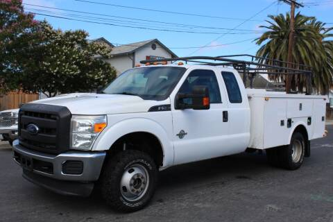 2013 Ford F-350 Super Duty for sale at CA Lease Returns in Livermore CA