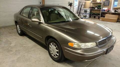2002 Buick Century for sale at Buddy's Auto Inc in Pendleton SC