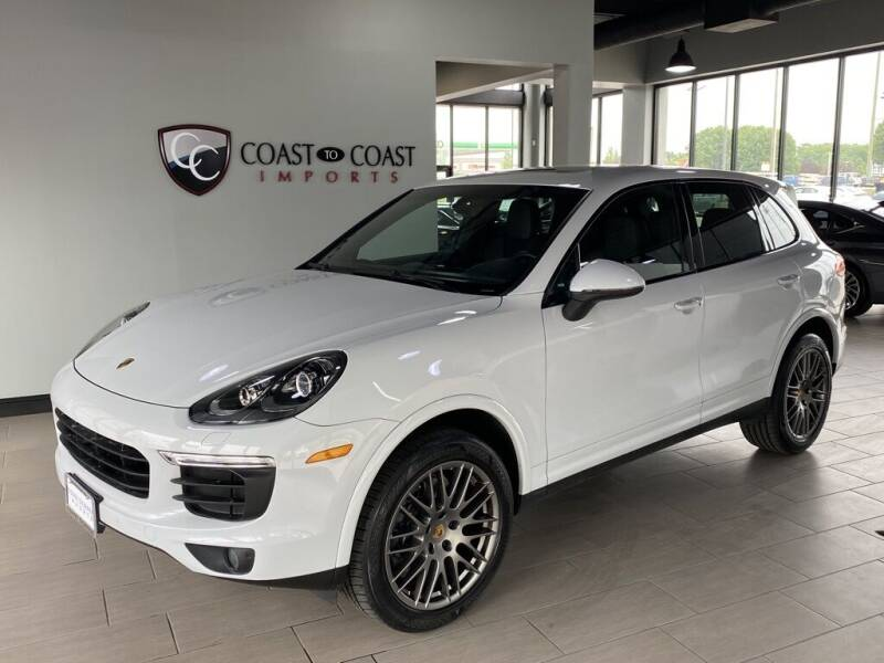 2018 Porsche Cayenne for sale in Fishers, IN