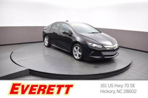 2017 Chevrolet Volt for sale at Everett Chevrolet Buick GMC in Hickory NC