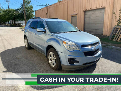 2014 Chevrolet Equinox for sale at Horizon Auto Sales in Raleigh NC