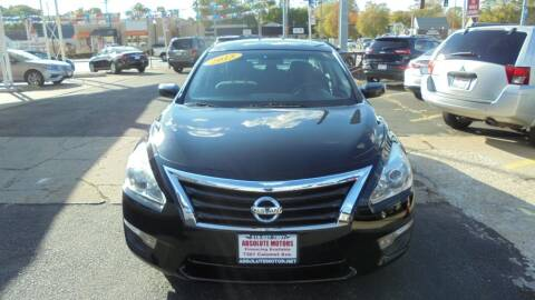 2015 Nissan Altima for sale at Absolute Motors in Hammond IN
