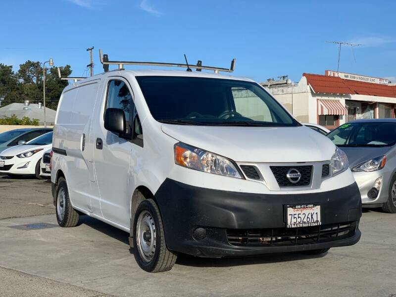 2014 Nissan NV200 for sale at H & K Auto Sales & Leasing in San Jose CA