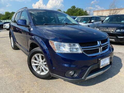 2017 Dodge Journey for sale at KAYALAR MOTORS in Houston TX