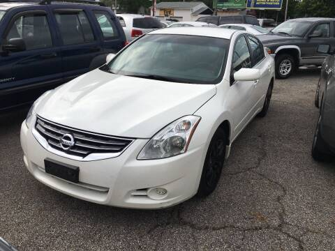 2012 Nissan Altima for sale at Payless Auto Sales LLC in Cleveland OH